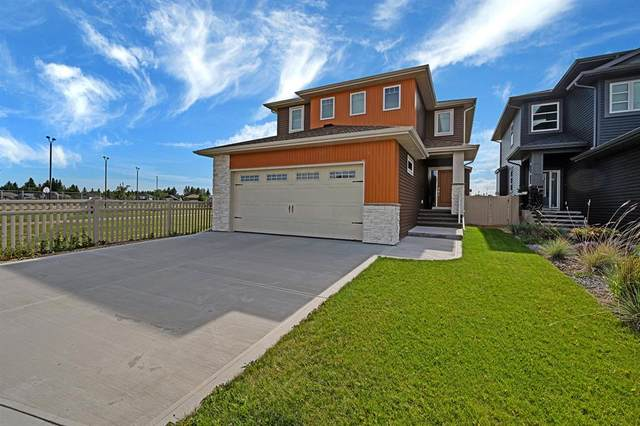 196 Carrington Drive, Red Deer, AB T4P 0G5 (#A1039042) :: Canmore & Banff