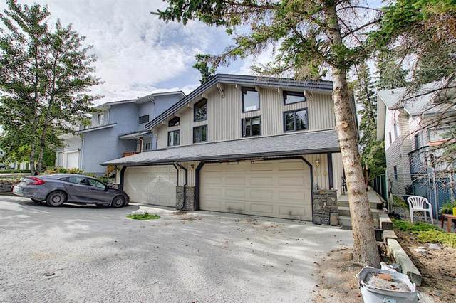 130 Cougar Point Road, Canmore, AB T1W 1A1 (#A1039055) :: Canmore & Banff