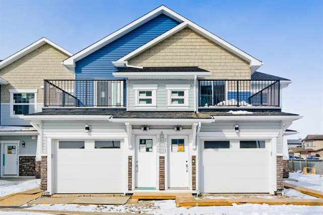 115 Sagewood Drive SW #202, Airdrie, AB T4B 4V5 (#A1039095) :: Canmore & Banff