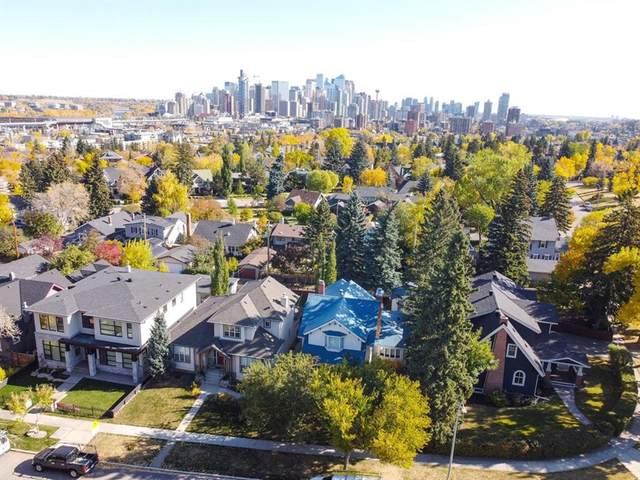 1420 Scotland Street SW, Calgary, AB T3C 2L4 (#A1039101) :: Canmore & Banff