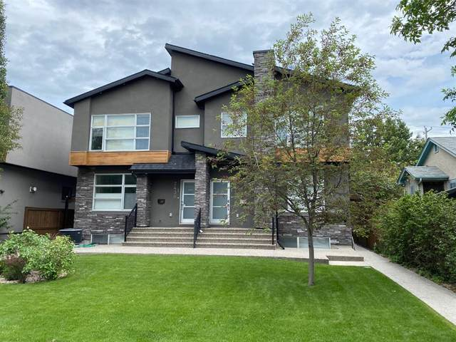 2432 24A Street SW #1, Calgary, AB T3E 1W1 (#A1039107) :: Canmore & Banff