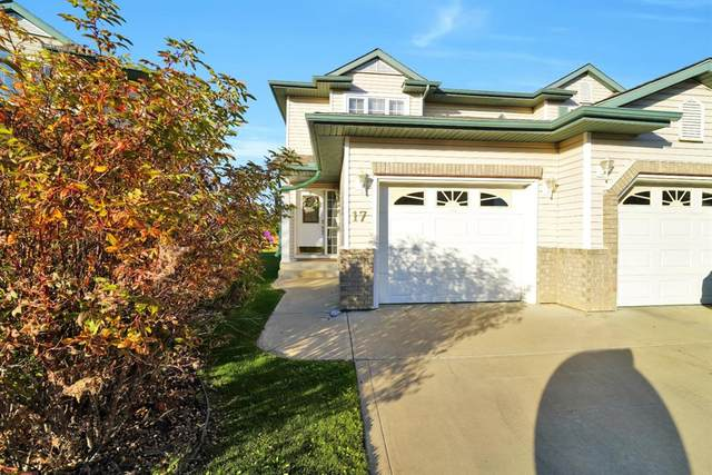 6300 Orr Drive #17, Red Deer, AB T4P 3T6 (#A1039159) :: Canmore & Banff