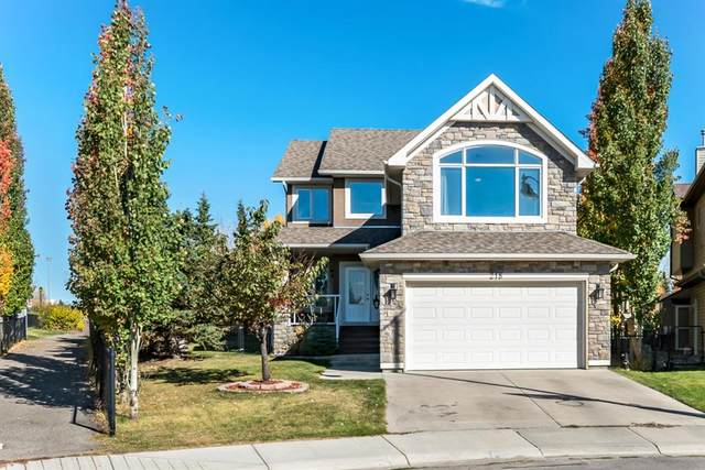 218 Crystal Green Point, Okotoks, AB T1S 2K7 (#A1039164) :: Canmore & Banff