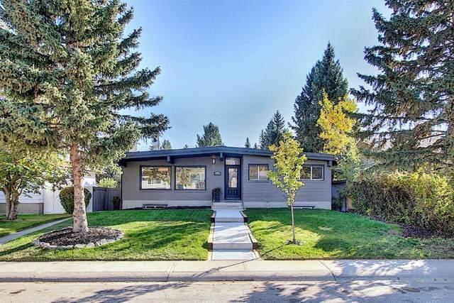 5323 La Salle Crescent SW, Calgary, AB T3E 5Y6 (#A1039170) :: Canmore & Banff