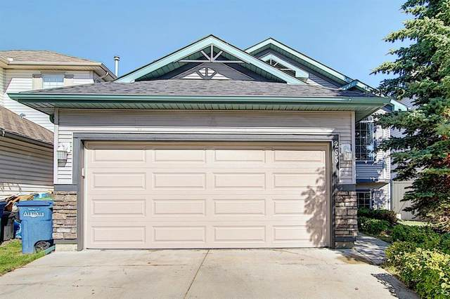 255 Silver Springs Way NW, Airdrie, AB T4B 2Y3 (#A1039177) :: Canmore & Banff