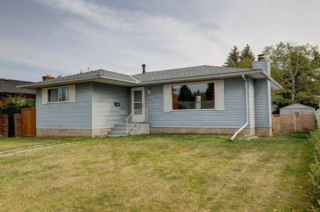 1028 Cannock Road SW, Calgary, AB T2W 1M5 (#A1039204) :: Canmore & Banff
