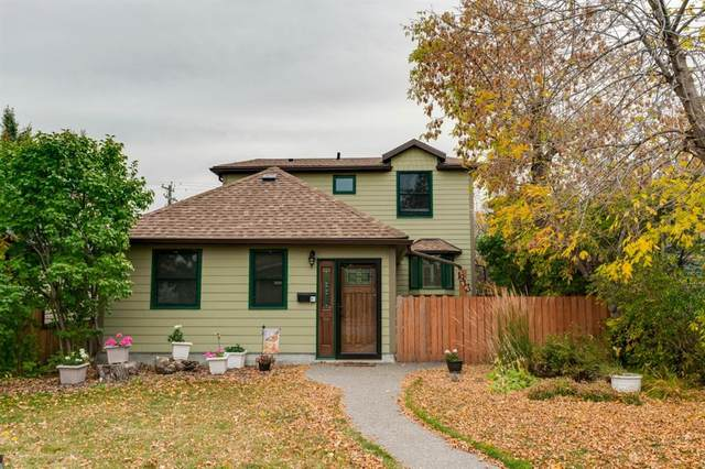 1913 21 Avenue NW, Calgary, AB T2M 1M7 (#A1039211) :: Canmore & Banff