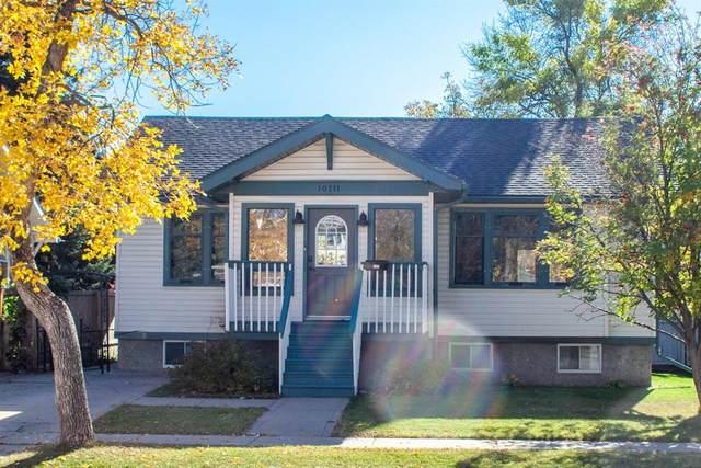 10111 95 Avenue, Grande Prairie, AB T8V 0L5 (#A1039225) :: Team Shillington | Re/Max Grande Prairie