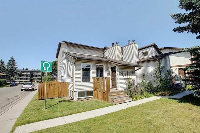 3335 51 Street SW, Calgary, AB  (#A1039253) :: Canmore & Banff