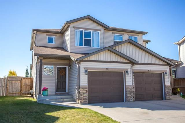 58 Jensen Place, Red Deer, AB T4P 0G2 (#A1039261) :: Canmore & Banff