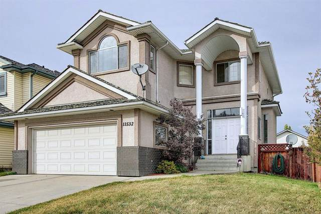 11532 Valley Ridge Drive NW, Calgary, AB T3B 5T8 (#A1039293) :: Canmore & Banff