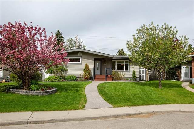 4824 Graham Drive SW, Calgary, AB T3E 4L2 (#A1039352) :: Canmore & Banff