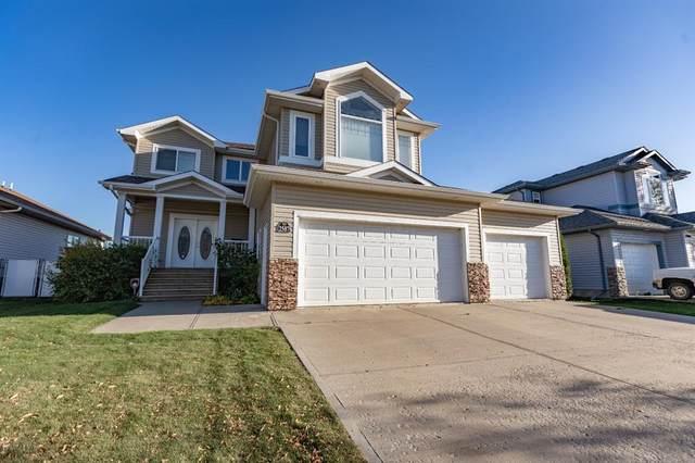 2507 57 Street, Camrose, AB T4V 1V6 (#A1039359) :: Redline Real Estate Group Inc
