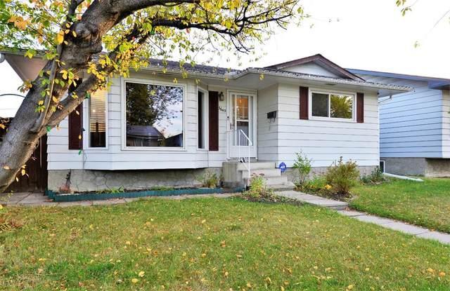 3643 Dover Ridge Drive SE, Calgary, AB T2B 2B2 (#A1039368) :: Canmore & Banff