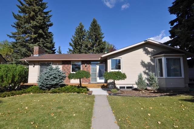 3016 Lindsay Drive SW, Calgary, AB T3E 6A8 (#A1039382) :: Canmore & Banff