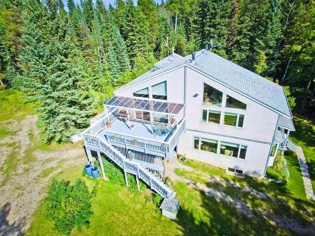 265219 Range Road 71, Rural Bighorn M.D., AB T0L 0W0 (#A1039410) :: Canmore & Banff