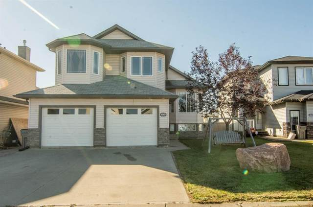 8905 130A Avenue, Grande Prairie, AB T8X 1V9 (#A1039421) :: Canmore & Banff