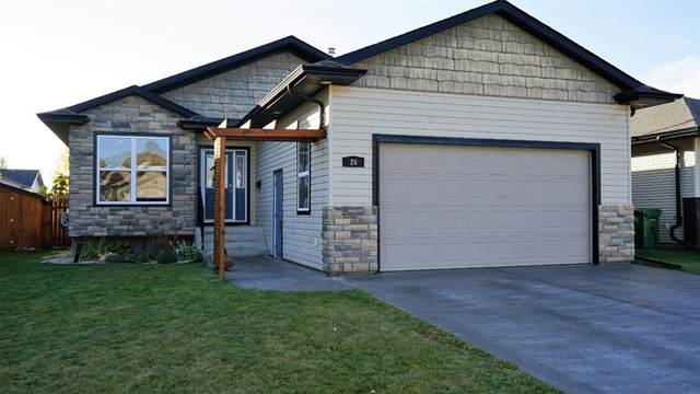 26 Jack Crescent, Red Deer, AB T4P 0B2 (#A1039449) :: Canmore & Banff