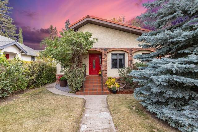 408 Superior Avenue SW, Calgary, AB T3C 2J4 (#A1039452) :: Canmore & Banff