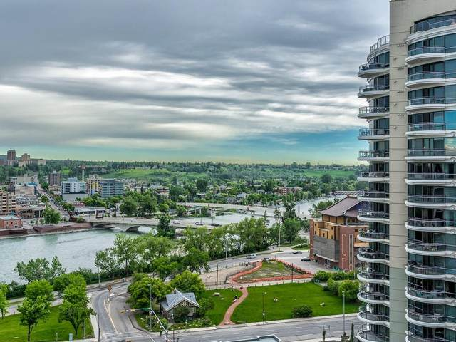 1111 6 Avenue SW #1714, Calgary, AB T2P 5M5 (#A1039462) :: Western Elite Real Estate Group