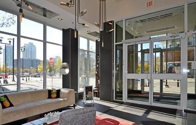 550 Riverfront Avenue SE #1004, Calgary, AB T2G 1E5 (#A1039466) :: Western Elite Real Estate Group