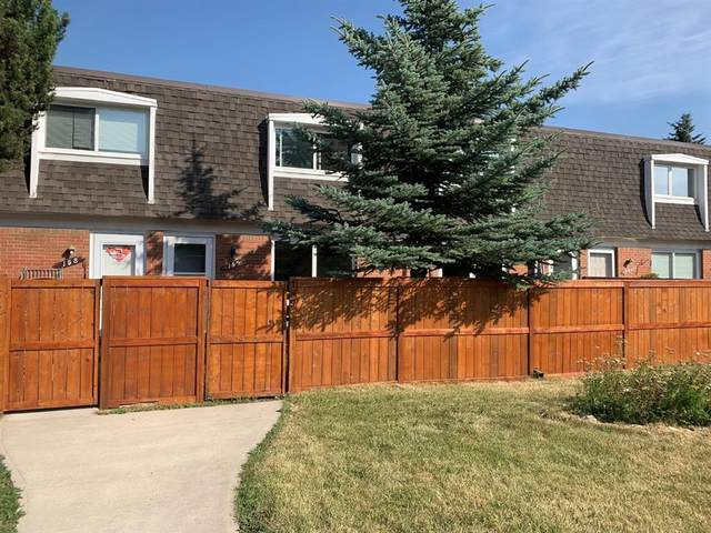 330 Canterbury Drive SW #159, Calgary, AB T2W 1H6 (#A1039495) :: Canmore & Banff