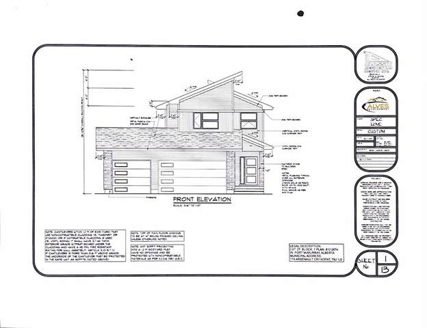 174 Arsenault Crescent, Fort Mcmurray, AB T9J 1J2 (#A1039522) :: Canmore & Banff
