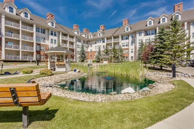 151 Country Village Road #2143, Calgary, AB T3K 5X5 (#A1039538) :: Canmore & Banff