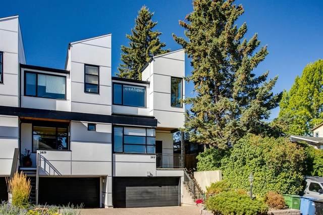 2817 Erlton Street SW, Calgary, AB T2S 2W4 (#A1039563) :: Canmore & Banff