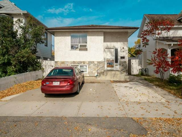 1233 5A Avenue S, Lethbridge, AB T1J 0Y3 (#A1039577) :: Western Elite Real Estate Group