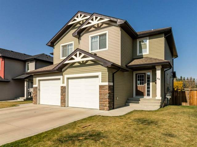 44 Carlson Place, Red Deer, AB T4P 0M3 (#A1039601) :: Canmore & Banff