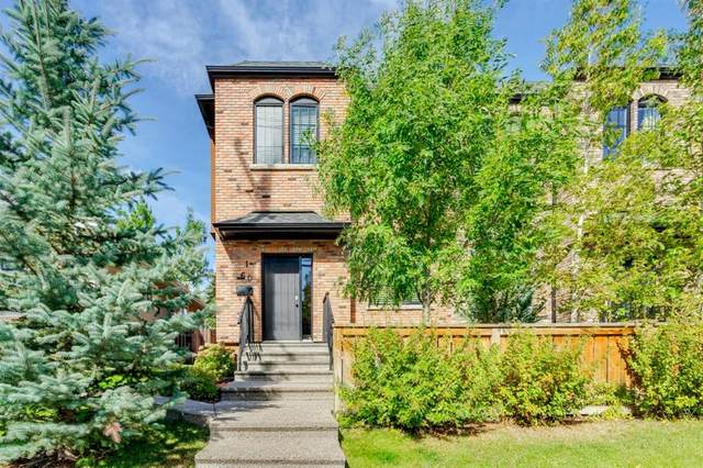 60 34 Avenue SW #1, Calgary, AB T2S 2Z1 (#A1039609) :: Canmore & Banff