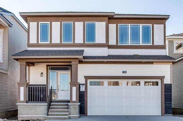 134 Osborne Common SW, Airdrie, AB T4B 5E5 (#A1039645) :: Canmore & Banff