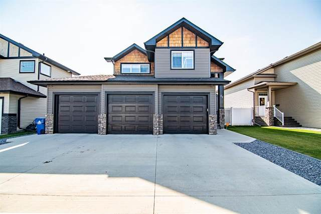 22 Churchill Place, Blackfalds, AB T4M 0B6 (#A1039663) :: Canmore & Banff