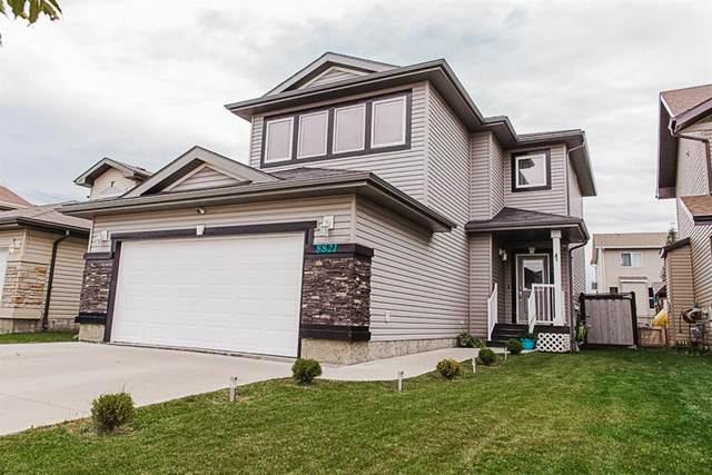 8821 88 Avenue, Grande Prairie, AB T8X 0G6 (#A1039698) :: Team Shillington | Re/Max Grande Prairie