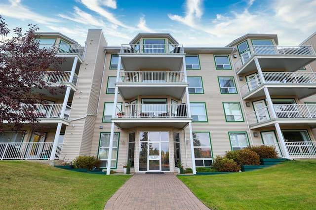4615 50 Street #306, Camrose, AB T4V 4P5 (#A1039786) :: Canmore & Banff