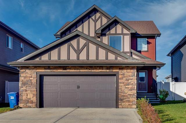 254 Carrington Drive, Red Deer, AB T4P 0L4 (#A1039826) :: Canmore & Banff