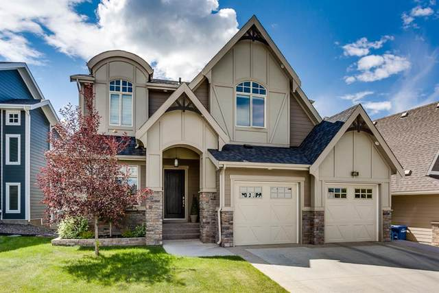 645 Coopers Crescent SW, Airdrie, AB T4B 0X5 (#A1039831) :: Canmore & Banff