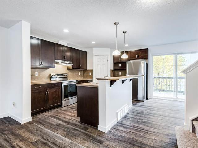 82 Country Village Gate NE, Calgary, AB T3K 6E1 (#A1039840) :: Canmore & Banff