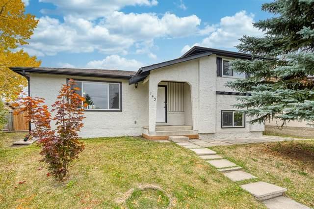 143 Fonda Way SE, Calgary, AB T2A 4V7 (#A1039873) :: Canmore & Banff