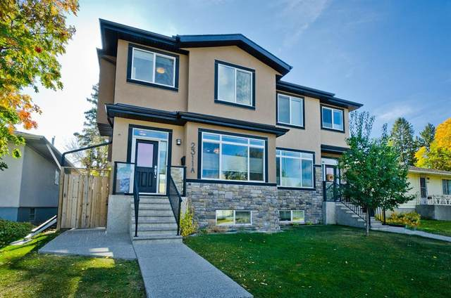 2311A Osborne Crescent SW, Calgary, AB T2T 0Y7 (#A1039877) :: Canmore & Banff