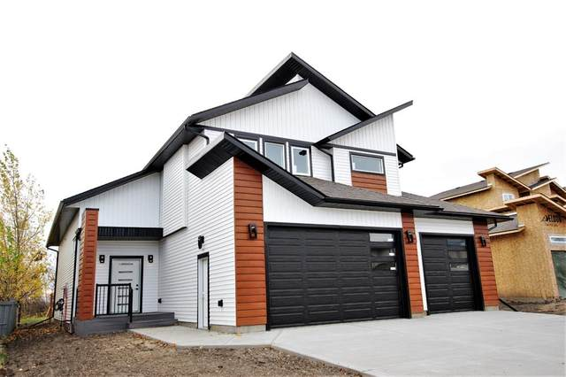 9205 Lakeshore Drive, Grande Prairie, AB T8X 8C9 (#A1039884) :: Canmore & Banff