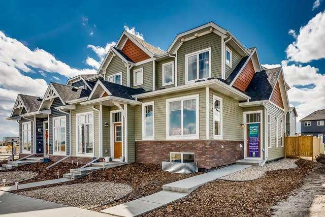 101 Chinook Gate Boulevard SW, Airdrie, AB T4B 4V3 (#A1039895) :: Canmore & Banff