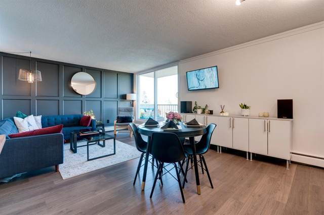 2512 1 Avenue NW #412, Calgary, AB T2N 0C2 (#A1039899) :: Canmore & Banff