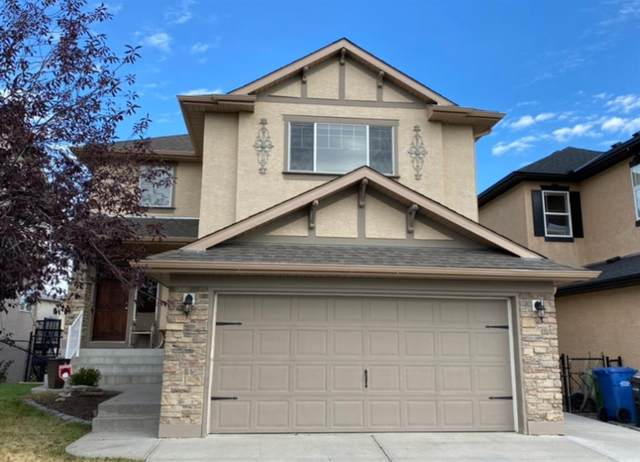 273 Crystal Shores Drive, Okotoks, AB T1S 2C7 (#A1039917) :: Canmore & Banff