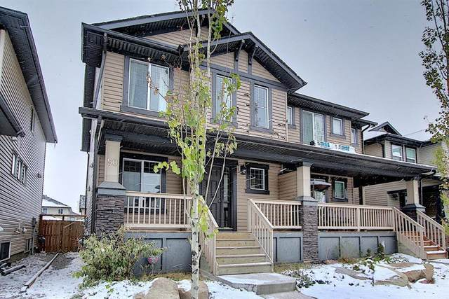 50 Skyview Point Link NE, Calgary, AB T3N 0G5 (#A1039930) :: Canmore & Banff