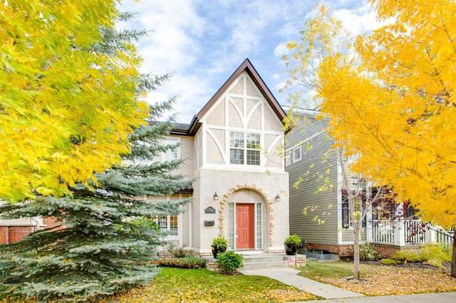 5546 Henwood Street SW, Calgary, AB T3E 6Z3 (#A1039962) :: Canmore & Banff