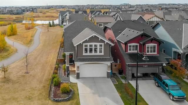 468 Mahogany Boulevard SE, Calgary, AB T3M 1M9 (#A1039971) :: Canmore & Banff