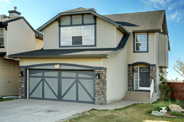 82 New Brighton Circle SE, Calgary, AB T2Z 4B3 (#A1039975) :: Western Elite Real Estate Group