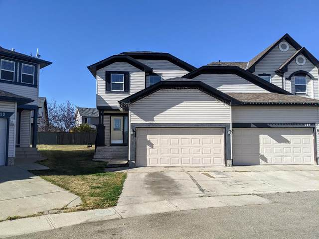 115 Canoe Square SW, Airdrie, AB T4B 2N7 (#A1039984) :: Canmore & Banff